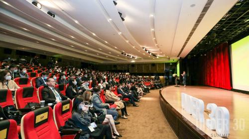 2020福布斯中国30岁以下精英峰会完美收官!