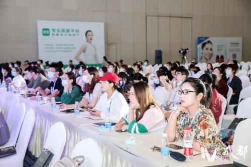 叶文珏院长受邀出席2021美沃斯国际医学&第六届全球医学美容创新大会